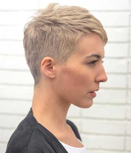 Boyish-Pixie-Cut Best Pixie Haircuts for 2018