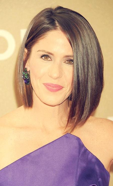 Celebrities-Asymmetrical-Haircut Best Asymmetrical Bob Hairstyles