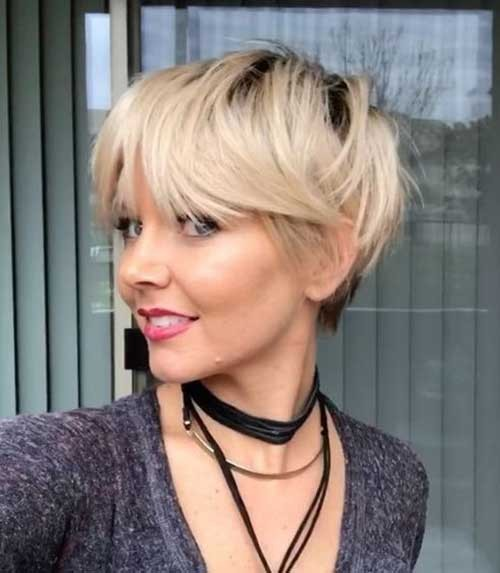 Choppy-layered-pixie-bob-style Best Short Haircuts You will Want to Try