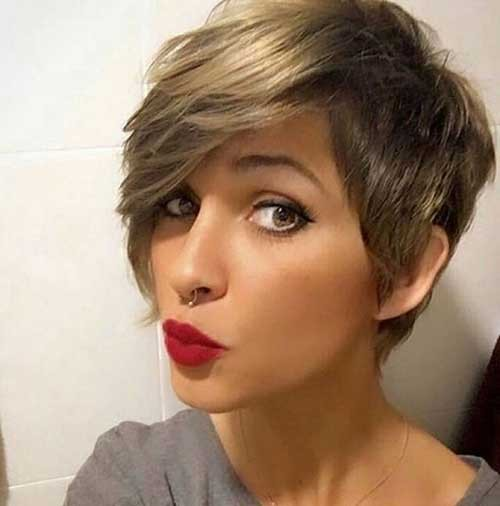 Cute-Way-To-Having-Pixie Best Short Haircuts You will Want to Try