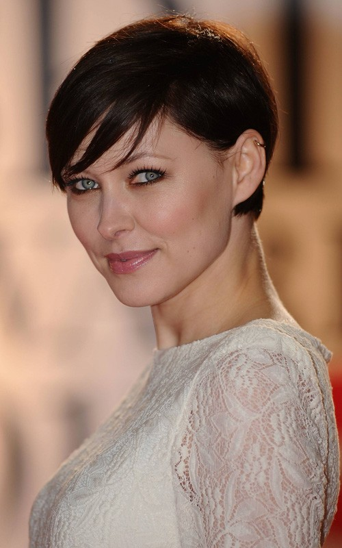 Emma-Willis-Short-Pixie-Haircut Very Short Pixie Haircuts for Women