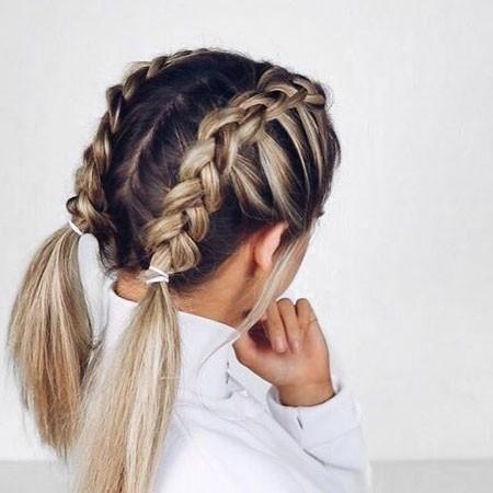 French-Braid-Hairtyles Short Cute Hairstyles