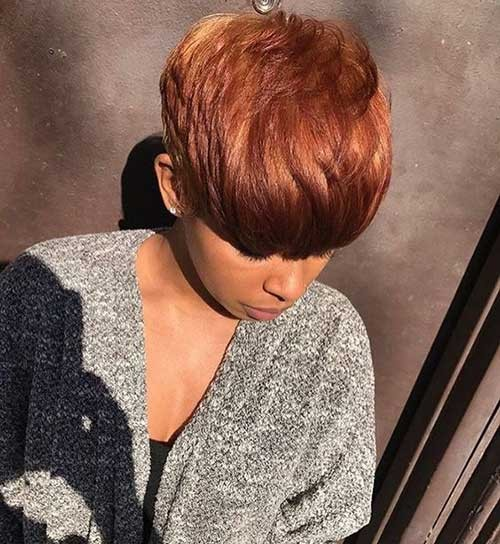 Great-Color-Pixie-Haircuts Best Pixie Haircuts for 2018