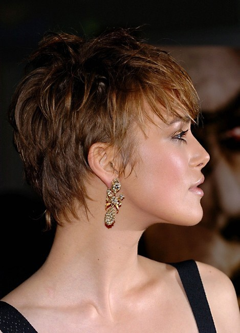 Keira-Knightley-short-pixie-haircut Very Short Pixie Haircuts for Women