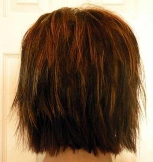 Lovely-Shaggy-Haircut-For-Short-Hair Short Shaggy Haircuts