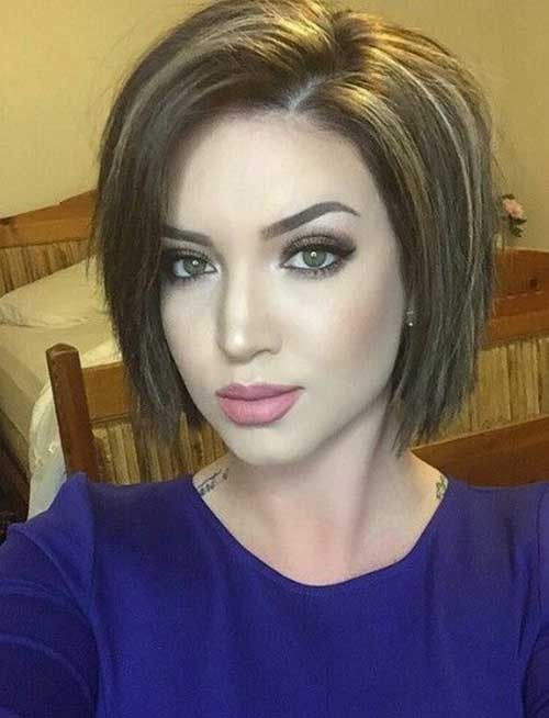 Mid-Length-Bob Latest Bob Haircuts and Styles for You
