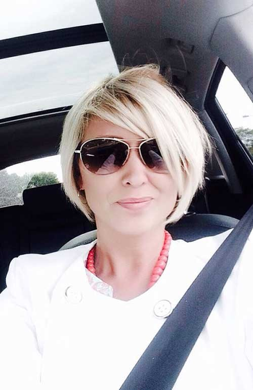 Modern-Short-Bob Best Short Haircuts You will Want to Try