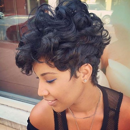 Natural Best Short Hairstyles for Black Women