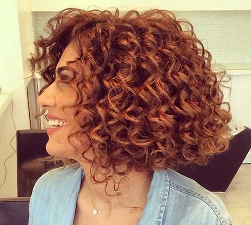 Perm-for-Short-Hair Best Short Haircuts You will Want to Try