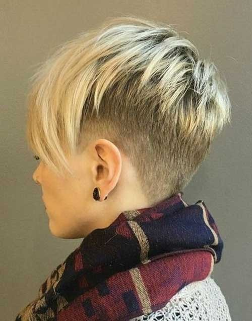 Pixie-Short-Haircut Beautiful Layered Short Haircuts for Ladies