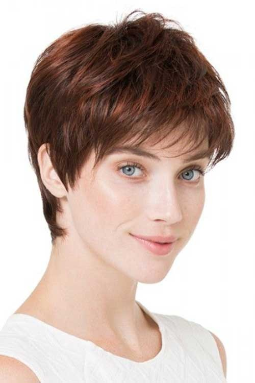 Shaggy-Pixie-Haircut Best Pixie Haircuts for 2018