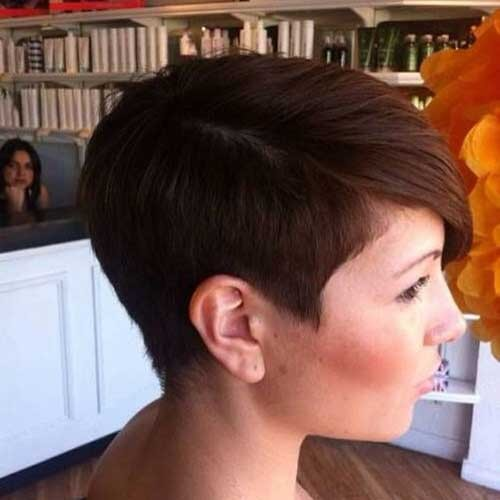 Side-View-Pixie-Haircut Best Pixie Haircuts for 2018