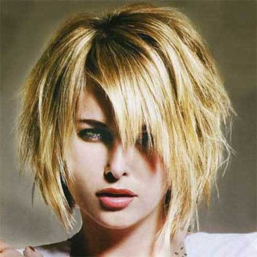 The-Best-Lovely-Shaggy-Hairdo-for-Girls Short Shaggy Haircuts