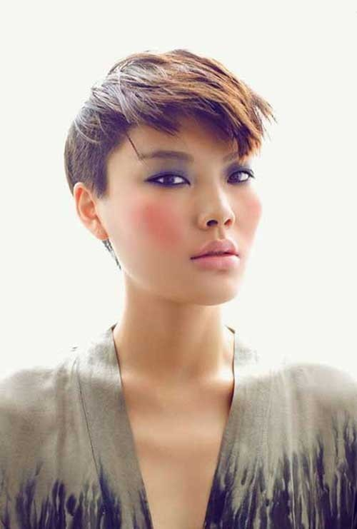 Unique-Pixie-Haircuts Best Pixie Haircuts for 2018