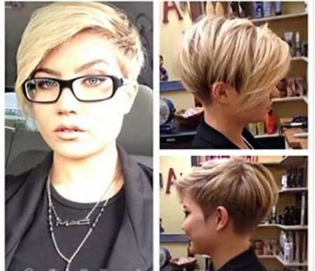 Aysemmtrical-Pixie-Hairdo-for-Women Long Pixie Hairstyles