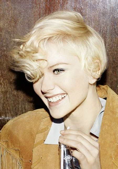 Blonde-Hair-2 Short Curly Blonde Hair Ideas