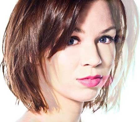 Interesting-Messy-Short-Layered-Bob Layered Bob Haircuts