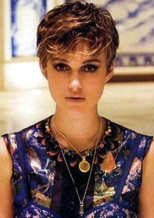 Keira-Knightley-Short-Wavy-Pixie Best Short Pixie Cuts