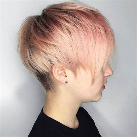 Short-Cut Best Womens Short Haircuts