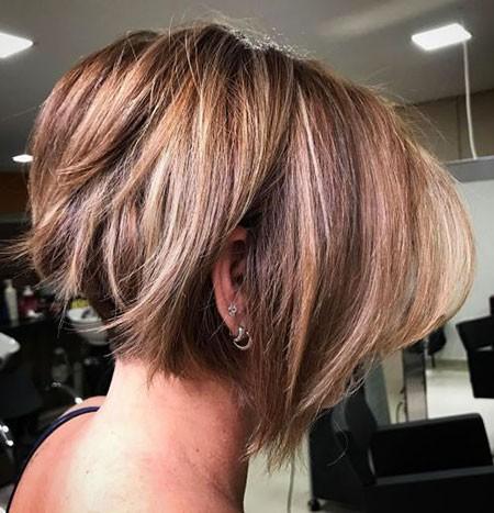 Short-Hair-with-Bangs-1 Best Womens Short Haircuts