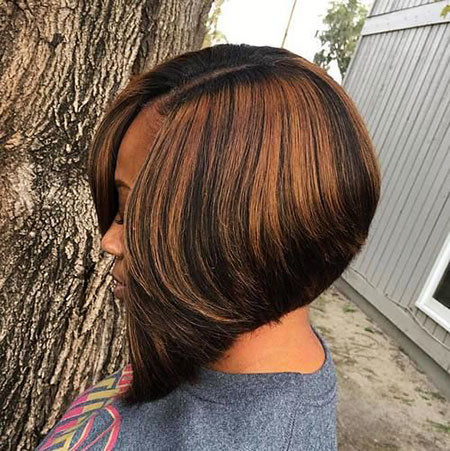13-Bob-Hairtyles-for-Black-Women-405 Short Haircuts for Black Women