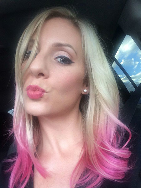 23-Hair-Coloring-621 Blonde And Pink Ombre Hair
