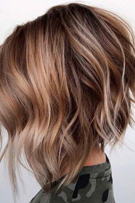 23-Medium-Bob-Hair-337 Short Trendy Hairstyles