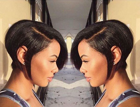 24-Short-Haircuts-for-Black-Women-2018-416 Short Haircuts for Black Women