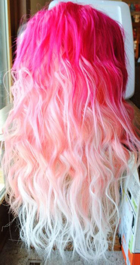 8-Blonde-and-Pink-Ombre-Hair-606 Blonde And Pink Ombre Hair