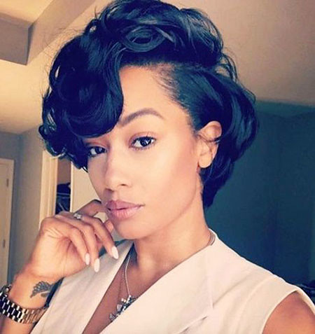 8-Short-Hairtyles-for-Black-Hair-400 Short Haircuts for Black Women