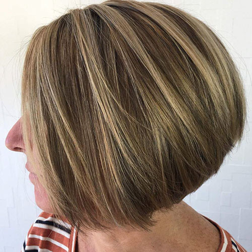 Beautiful-Bob-Hair Best Short Hairstyles for Women 2019