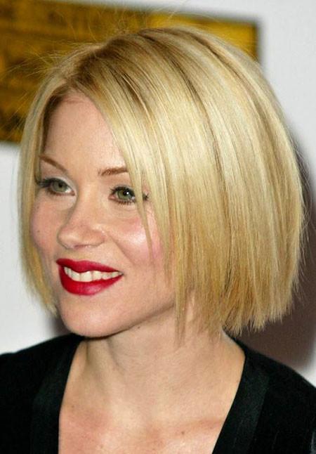 Casual-Short-Bob-Cut Short Haircuts for Straight Hair