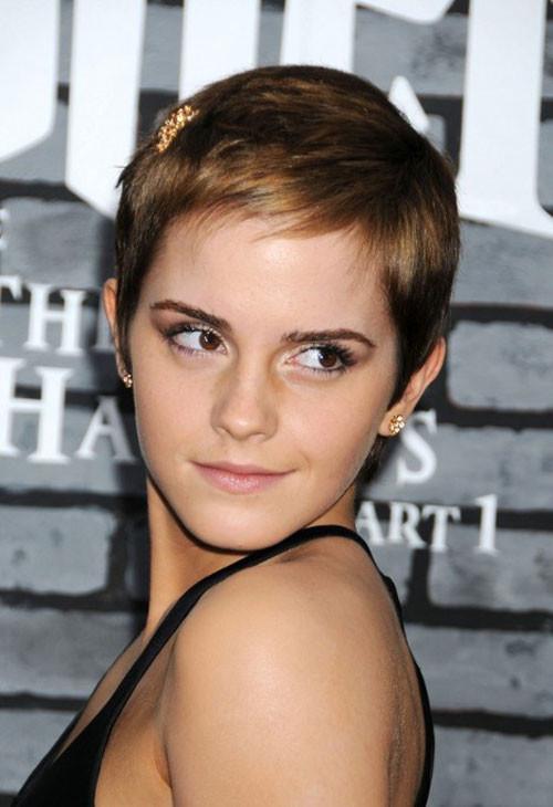 Celebrities-short-hair-summer Celebrity hairstyles for short hair