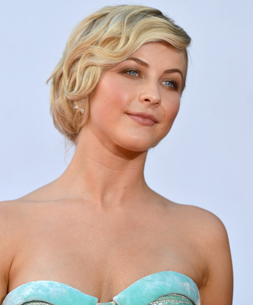 Celebrity-short-hairstyles-fall-2012 Trendy Short Celebrity Hairstyles