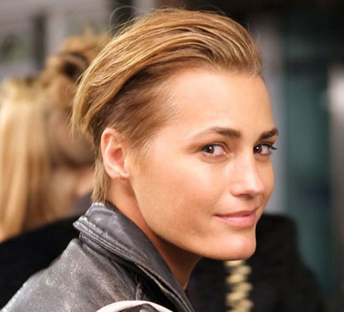Celebrity-undercut-hairstyles Celebrity hairstyles for short hair