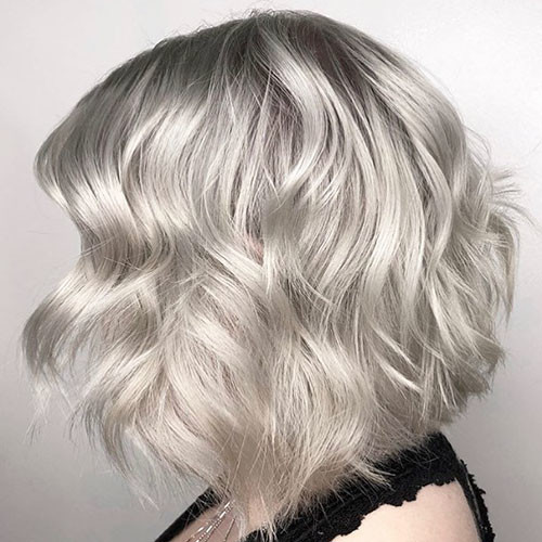 Cute-Color Best Short Hairstyles for Women 2019