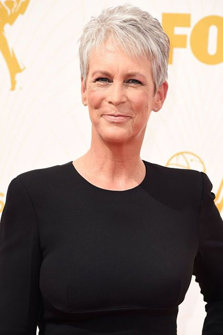 Jamie-Lee-hairstyles Short Hairstyles for Women Over 50