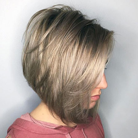 Layered-Bob-Hairtyles Best Layered Bob Hairstyles