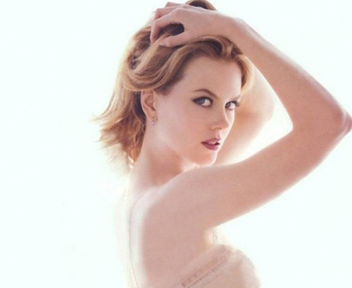 Nicole-Kidman-with-short-hair-pics Trendy Short Celebrity Hairstyles