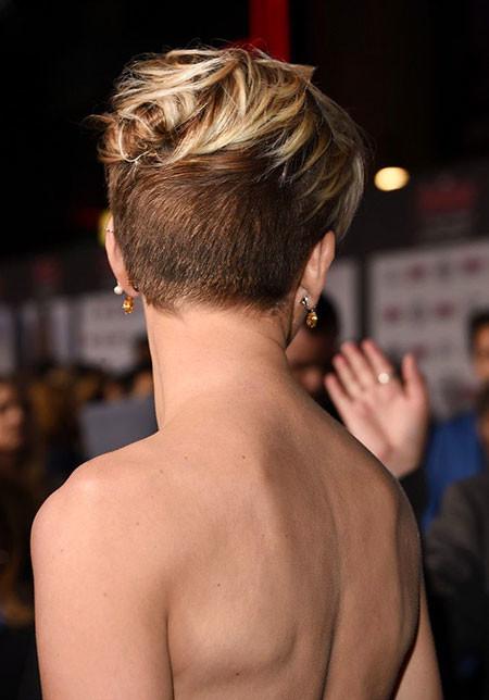 Pixie-Cut-1 Best Scarlett Johansson Short Hair