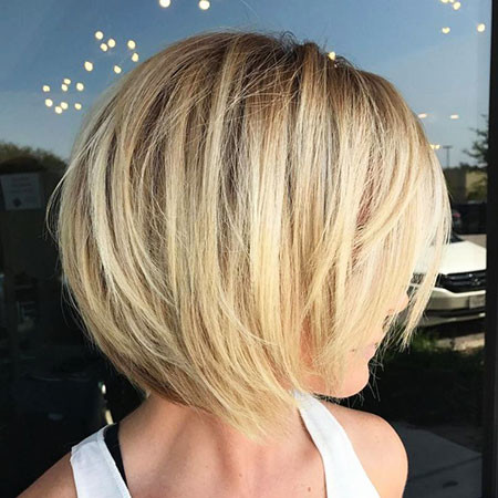 Sassy-Bob Best Layered Bob Hairstyles