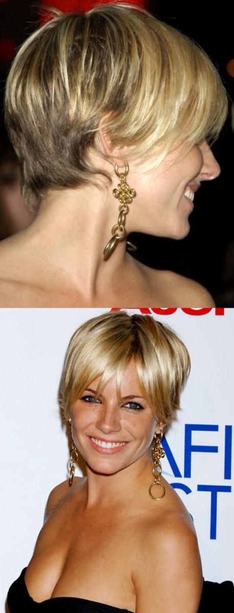 Short-Blonde-Hair-2012 Popular Celebrity Short Haircuts