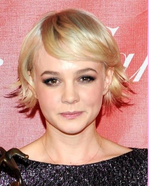 Short-Blonde-Haircut-2012 Celebrity Short Haircuts