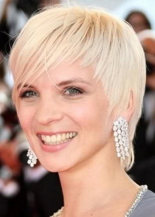 Short-Blonde-Haircuts-Hairstyles Celebrity Short Haircuts