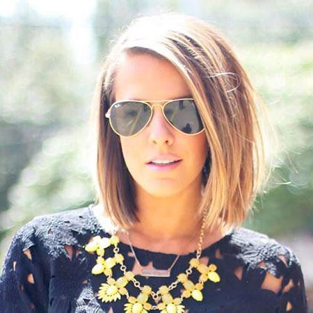 Short-Haircuts-for-Straight-Hair-18 Short Haircuts for Straight Hair