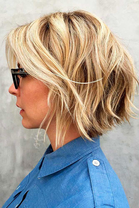 Short-Hairstyle-for-Women Trendy Short Haircuts for Women