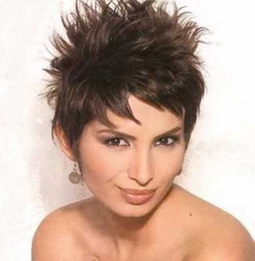 Short-Spiky-Hair-Cut-Idea-for-Women Spiky Short Haircuts