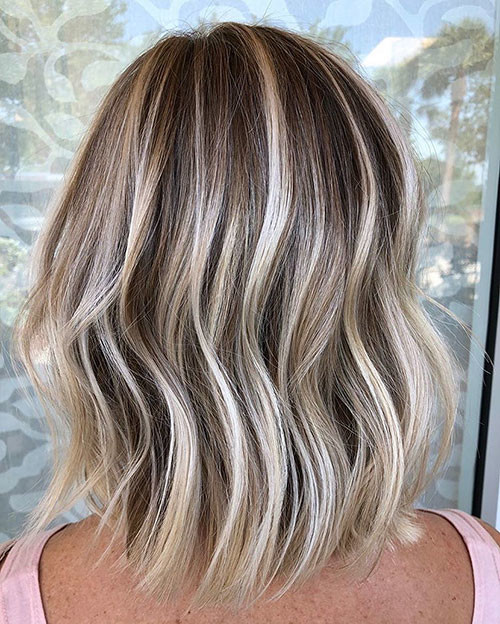 Short-To-Medium Best Short Hairstyles for Women 2019