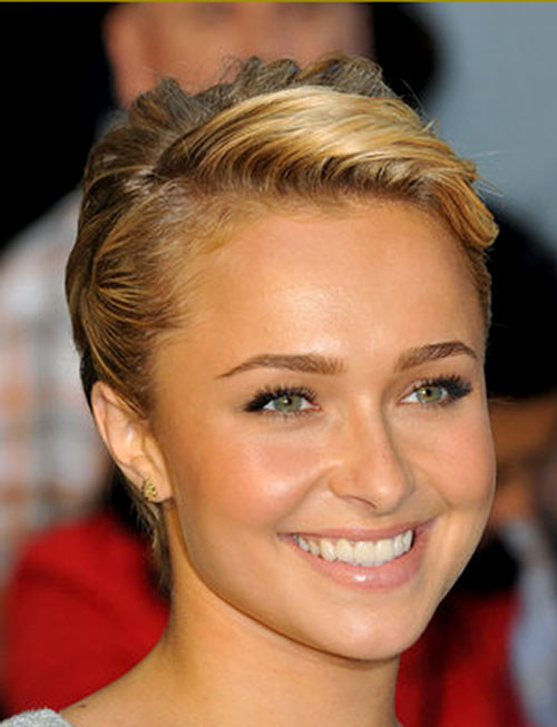 Short-hair-celebrity-pictures Celebrity hairstyles for short hair