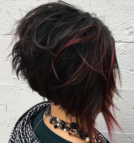 Stylish-Bohemian-Cut Best Layered Bob Hairstyles